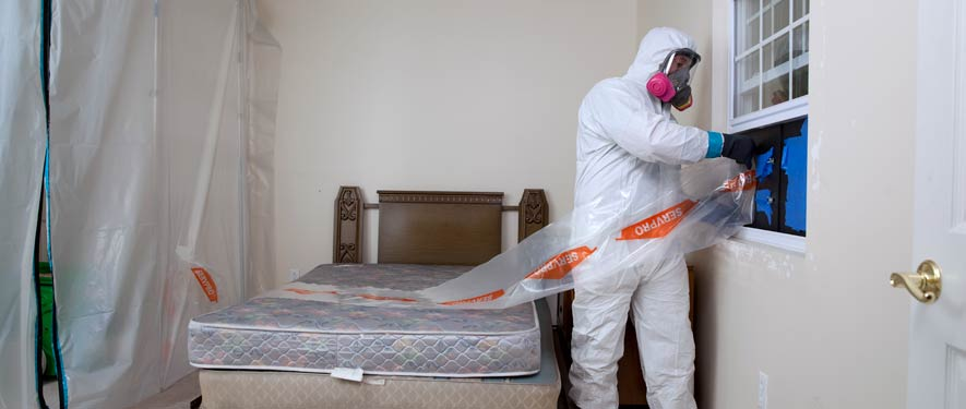 Garland, TX biohazard cleaning