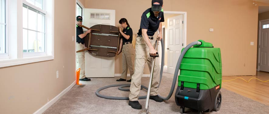 Garland, TX residential restoration cleaning